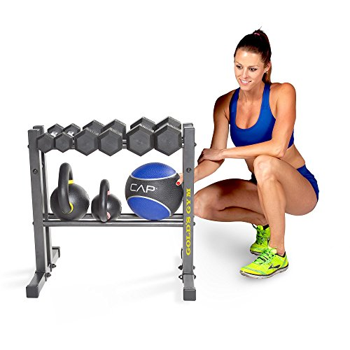 """Gold S Weight Rack: Gold's Gym 24"""" Utility Rack"""