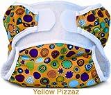 Bummis Swimmi Cloth Diapers, Turtles, Medium (15-22 lbs)
