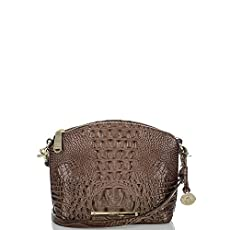 Mini Duxbury Crossbody<br>Nutmeg Melbourne