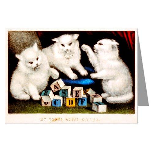 12-note-juego-de-tarjetas-con-mediocre-de-currier-e-lves-de-mesa-de-los-tres-de-color-blanco-de-su-f