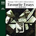 Favorite Essays (       UNABRIDGED) by Michel de Montaigne, Jonathan Swift, Thomas Carlyle, Joseph Addison, Samuel Johnson Narrated by Neville Jason
