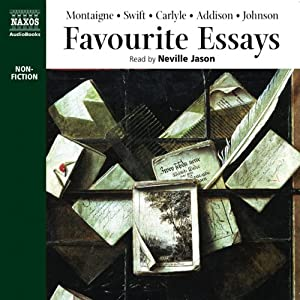 Favorite Essays Audiobook