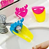 Hmost ® Faucet Extender for Toddlers, Kids, Babies,children- 2 Pack