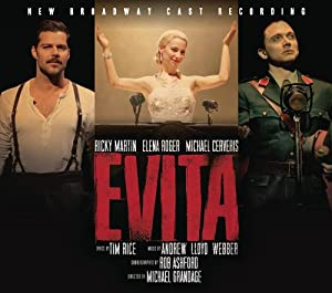 Evita: New Broadway Cast Recording