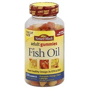 Fish Oil Gnc Vs Nature Made