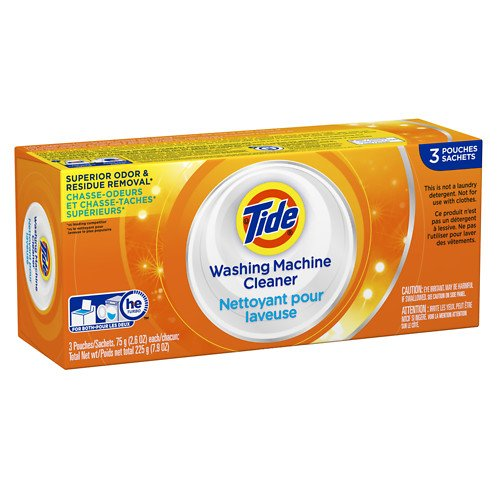Tide Washing Machine Cleaner 3 ea (1 pk) (Front Load Washer Tub Cleaner compare prices)
