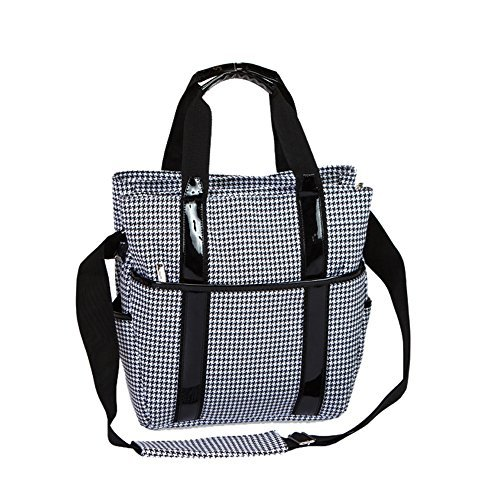 picnic-plus-outdoor-portable-travel-main-liner-commuter-tote-houndstooth-by-picnic-plus