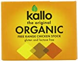 Kallo Organic Chicken Stock Cube 66 g (Pack of 15)