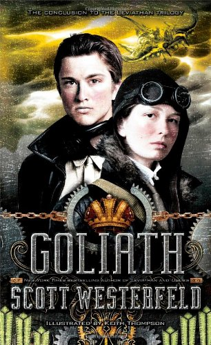 Cover of Goliath (Leviathan Trilogy)