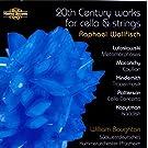 Raphael Wallfisch joue des oeuvres du XXe si�cle pour violoncelle et cordes.