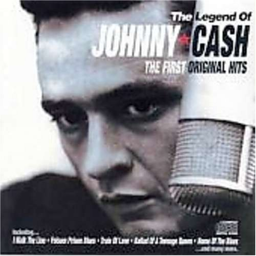 Johnny Cash - The Legend of Johnny Cash: The First Original Hits - Zortam Music