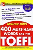 img - for 400 Must-Have Words for the TOEFL book / textbook / text book