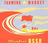 Surfin Ussr by Farmers Market (2008) Audio CD