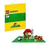 レゴ クラシック 基礎板(グリーン) 10700
