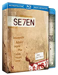 SEVEN - BLU RAY [Édition Collector]