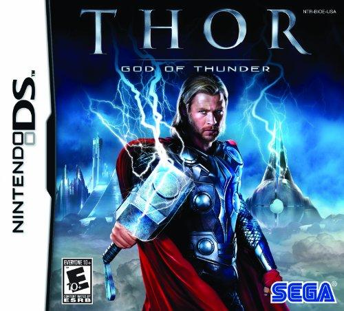 Thor: God of Thunder - Nintendo DS - 1