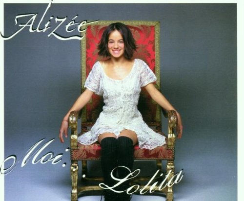 Original album cover of Moi Lolita by Alizee