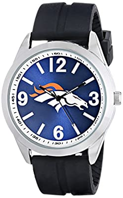 "Game Time Men's NFL-VAR-DEN ""Varsity"" Watch - Denver Broncos"