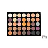 Bebella 35 Eyeshadow Palette with Sleek Case, Mirror and 2 Applicarors HIQH QUALITY (35A)