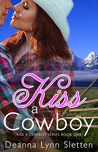 Sometimes fate steps in and changes everything… Does fate hold all the cards for the cowboy and the city girl, or will they choose their own destinies?  Kiss A Cowboy (Kiss A Cowboy Series Book One) by Deanna Lynn Sletten
