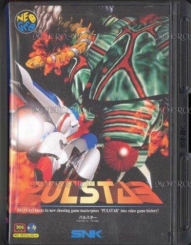 Pulstar - Neo Geo AES - JAP