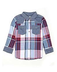 Levis Kids Boys Casual Shirt
