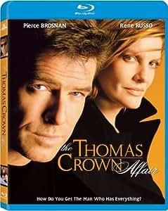 Thomas Crown Affair [Blu-ray]
