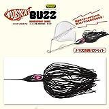 メガバス(Megabass) NOISY CAT BUZZ(ノイジーキャットバズ) オールブラック 34691