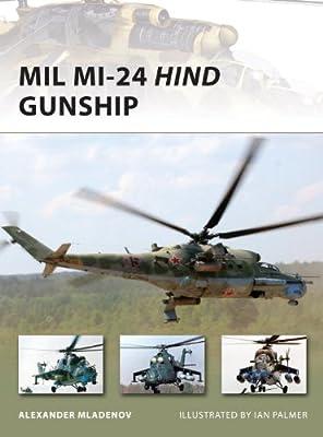Mil Mi-24 Hind Gunship ( Vanguard) from Osprey Publishing