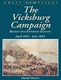 Vicksburg Campaign (0306812193) by Martin, David G.