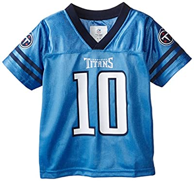 NFL Tennessee Titans Jake Locker Toddler Team Replica Jersey
