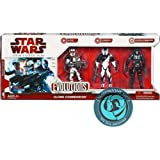 Star Wars Evolutions - Clone Commandos Exclusive 3-pack