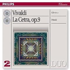 Vivaldi: La Cetra Op.9