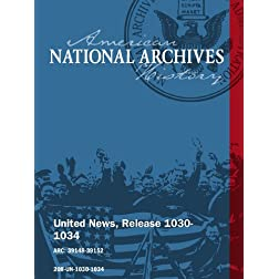 United News, Release 1030-1034 (1944) WWII: WESTERN FRONT