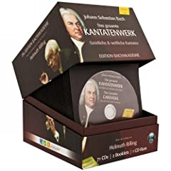 Complete Cantatas Box Set