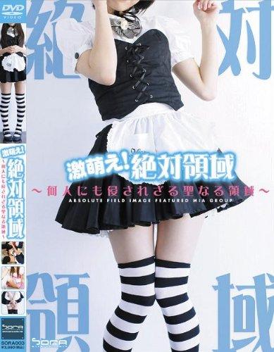 激萌え!絶対領域 SORA-003 [DVD]