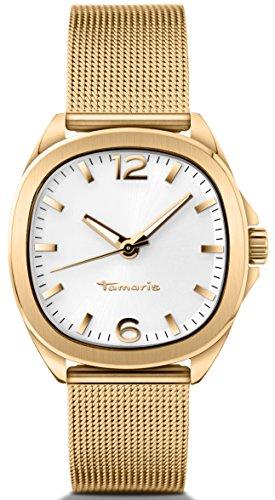 Tamaris - B0517100- Montre Femme - Quartz - Analogique - Bracelet Acier inoxydable doré