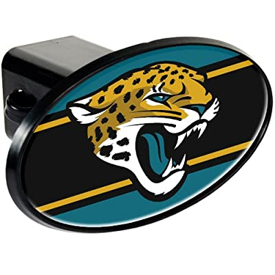 NFL Jacksonville Jaguars Trailer Hitch Cover