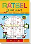 R�tsel f�r Kinder: 400 Seiten spannen...