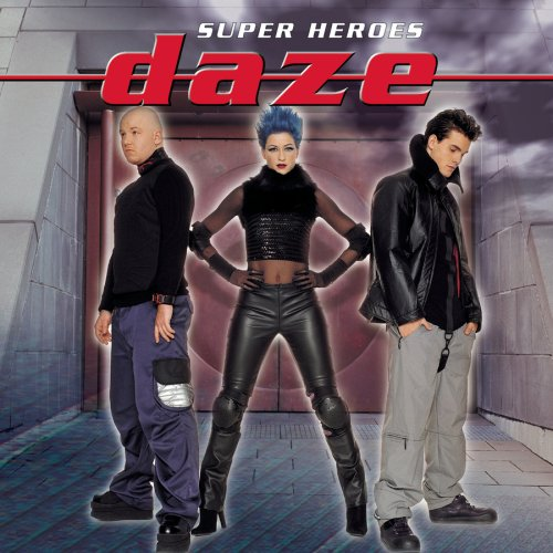 Daze-Super Heroes-CD-FLAC-1997-FRAY Download