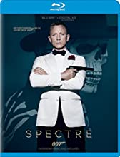 Spectre [Blu-ray] (Bilingual)