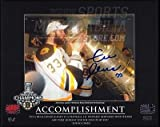 Zdeno Chara Boston Bruins Signed 2011 Stanley Cup 8x10 Accomplishment Plaque at Amazon.com
