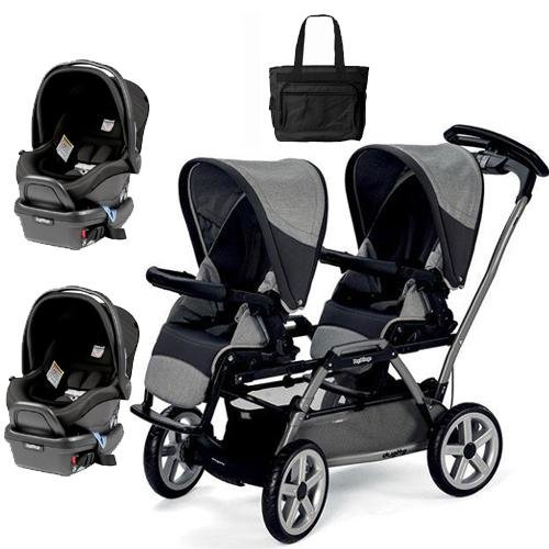 Travel System For Twins front-96828