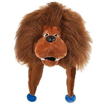 NFL Detroit Lions Thematic Mascot Dangle Hat