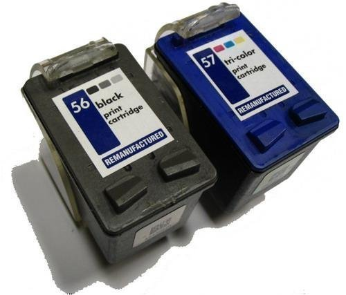 HP Druckerpatronen Refill c6656 c6657 HP Nr. 56+ 57 je 20ml Youprint