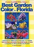 Best Garden Color for Florida (Florida Gardening) (0971222010) by Crawford, Pamela