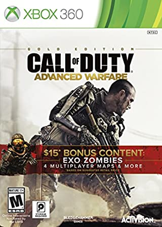 Call of Duty: Advanced Warfare Gold Edition - Xbox 360