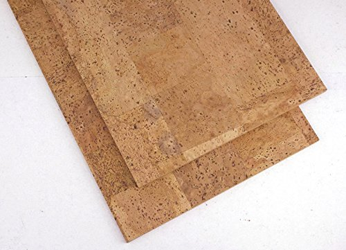 Natural cork flooring - Leather 8mm cork tiles per box (54sf) $3.19/sq.ft (Natural Cork Flooring compare prices)