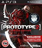 Prototype 2 - Limited Edition Bio-Bomb Butt Kicker PS3