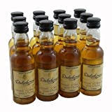 Dalwhinnie 15yr Single Malt Scotch Whisky 5cl Miniature - 12 Pack